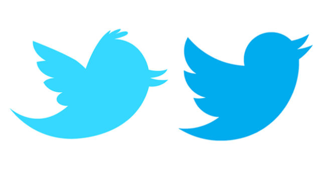 Twitter bird logo clipart picture freeuse stock Is Twitter\'s Logo Change The Most Revolutionary Re-Branding ... picture freeuse stock