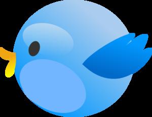 Twitter clipart bird banner stock Transparent twitter clipart - ClipartFest banner stock