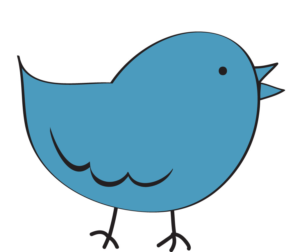 Twitter clipart bird picture library stock Twitter Clipart | Clipart Panda - Free Clipart Images picture library stock