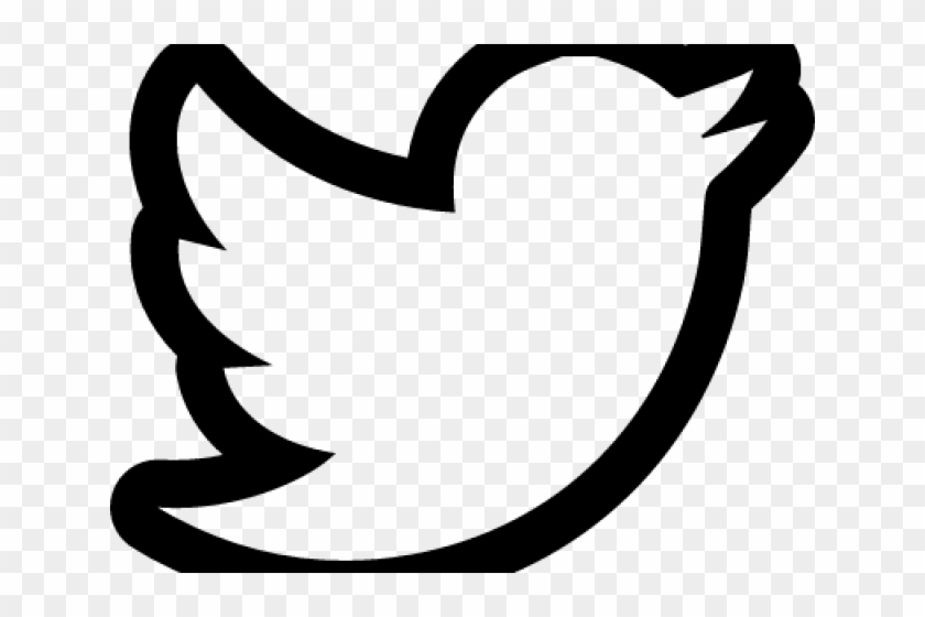 Black social media icon cliparts png free stock Twitter Clipart Twitter Bird - Facebook Black And White ... png free stock