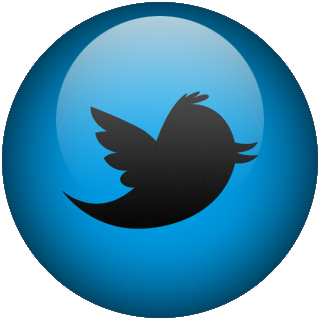 Twitter clipart circle banner free stock Twitter circle clipart - ClipartFest banner free stock