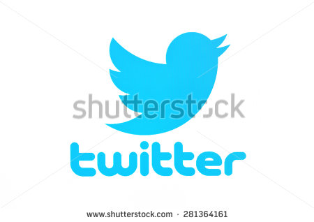 Twitter clipart for website png black and white Twitter Bird Stock Images, Royalty-Free Images & Vectors ... png black and white