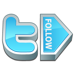 Twitter clipart size jpg download Twitter Follow Arrow Icon, PNG ClipArt Image | IconBug.com jpg download