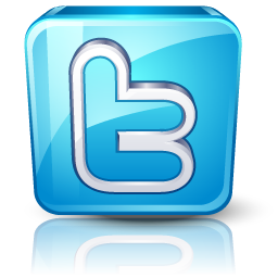 Twitter clipart size jpg black and white Twitter Reflcection Icon, PNG ClipArt Image | IconBug.com jpg black and white