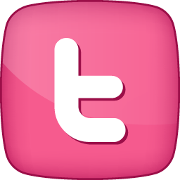 Twitter clipart size clip freeuse stock Pink Twitter 2 Icon, PNG ClipArt Image | IconBug.com clip freeuse stock