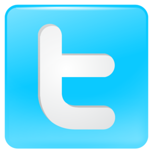 Twitter clipart vector png stock Twitter Button | Free Images at Clker.com - vector clip art online ... png stock