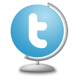 Twitter globe clipart graphic transparent stock Globe Twitter Icon, PNG ClipArt Image | IconBug.com graphic transparent stock