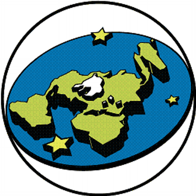 Twitter globe clipart picture black and white download Flat Earth Today (@FlatEarthToday) | Twitter picture black and white download