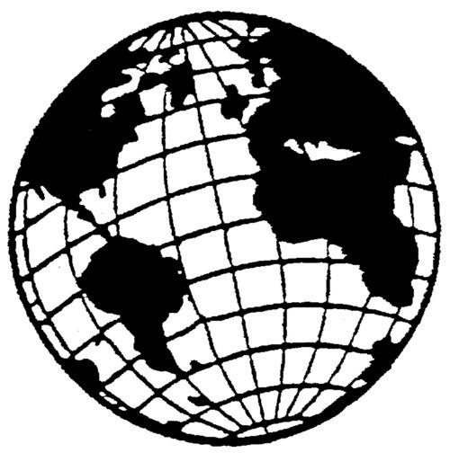 Twitter globe clipart clip art library stock Twitter globe clipart - ClipartFest clip art library stock