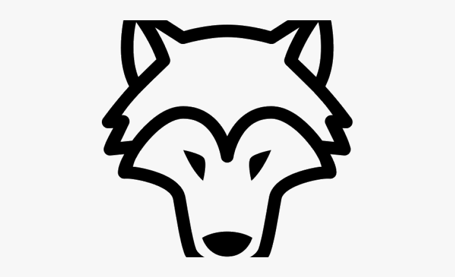 Twitter icon clipart 16x16 png black and white library Wolf Clipart Transparent Background - Logo 16 X 16 #1306407 ... png black and white library