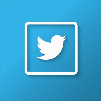 Twitter logo clipart free download picture library download Twitter Vectors, Photos and PSD files   Free Download picture library download