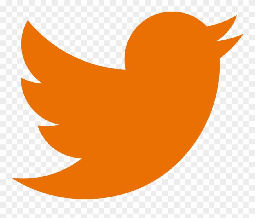 Twitter logo clipart free download jpg stock Twitter Logo Png Images Free Download - Orange Twitter Logo ... jpg stock