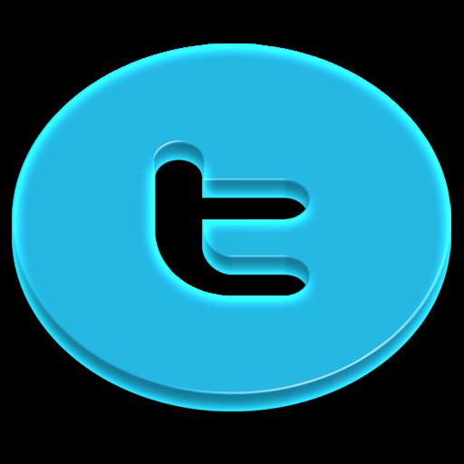 Twitter t clipart transparent download Twitter Round Letter T Icon, PNG ClipArt Image | IconBug.com transparent download