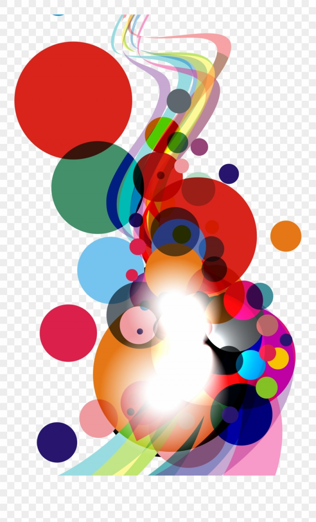 Twm clipart vector royalty free library Red Abstract Design Vector Art Png   HandandBeak vector royalty free library