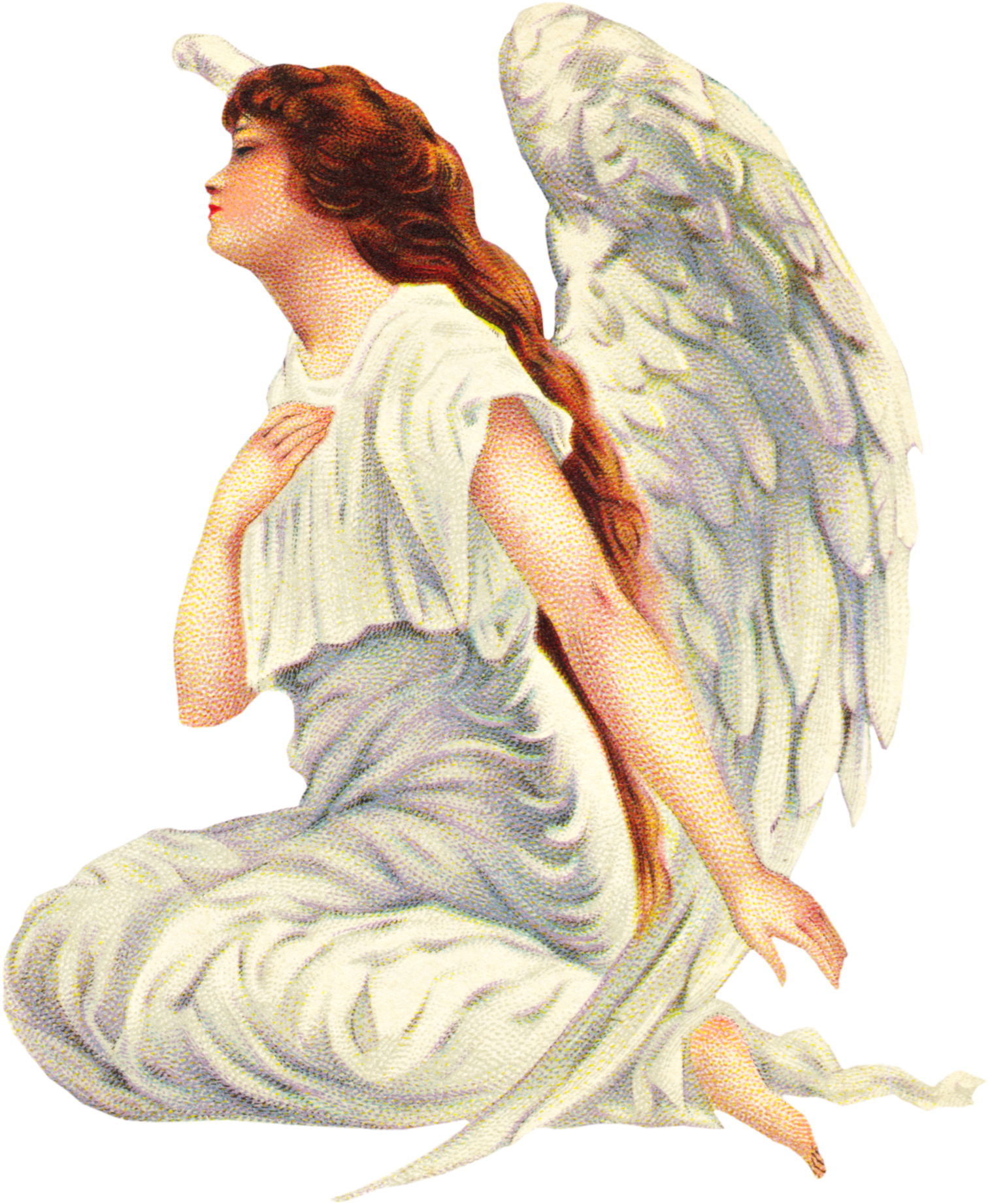 Two angels victorian clipart svg transparent stock A collection of free Vintage Angel graphics for your design ... svg transparent stock