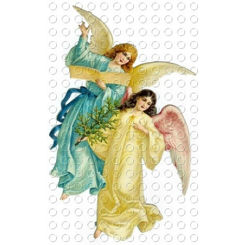 Two angels victorian clipart jpg black and white Free Angels Art Pictures, Download Free Clip Art, Free Clip ... jpg black and white