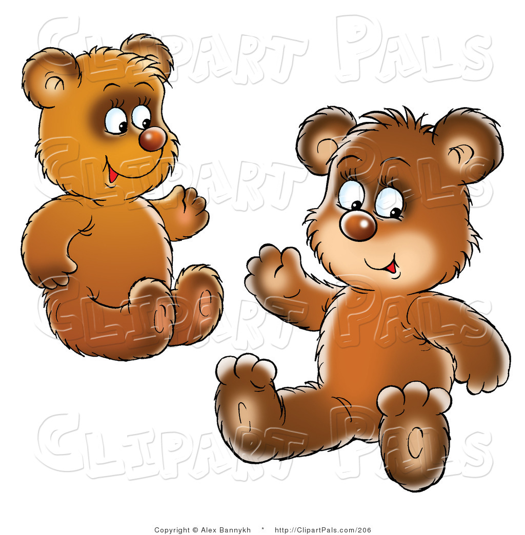 Two bear cubs clipart black black and white library 39+ Bear Cub Clipart | ClipartLook black and white library