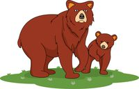 Two bear cubs clipart black banner download 24+ Bear Cub Clipart | ClipartLook banner download