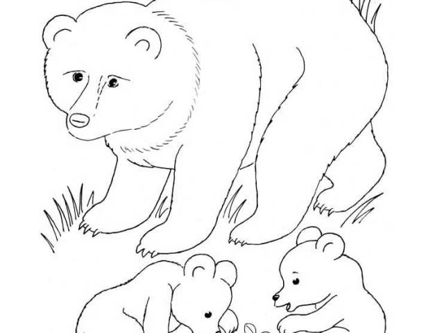 Two bear cubs clipart black royalty free download Free Bear Cub Clipart, Download Free Clip Art on Owips.com royalty free download