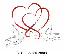 Two hearts become one clipart graphic freeuse stock Two Hearts Become One Clipart – Clipart Free Download graphic freeuse stock