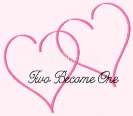 Two hearts become one clipart banner transparent stock Two Hearts Become One Clipart – Clipart Free Download banner transparent stock
