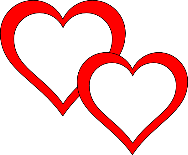 Two hearts one love clipart clip art free library Love Clip Art - ClipArt Best clip art free library