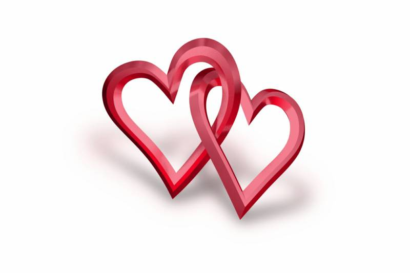 Two hearts one love clipart clip art Two Hearts Together Clip Art – Clipart Free Download clip art