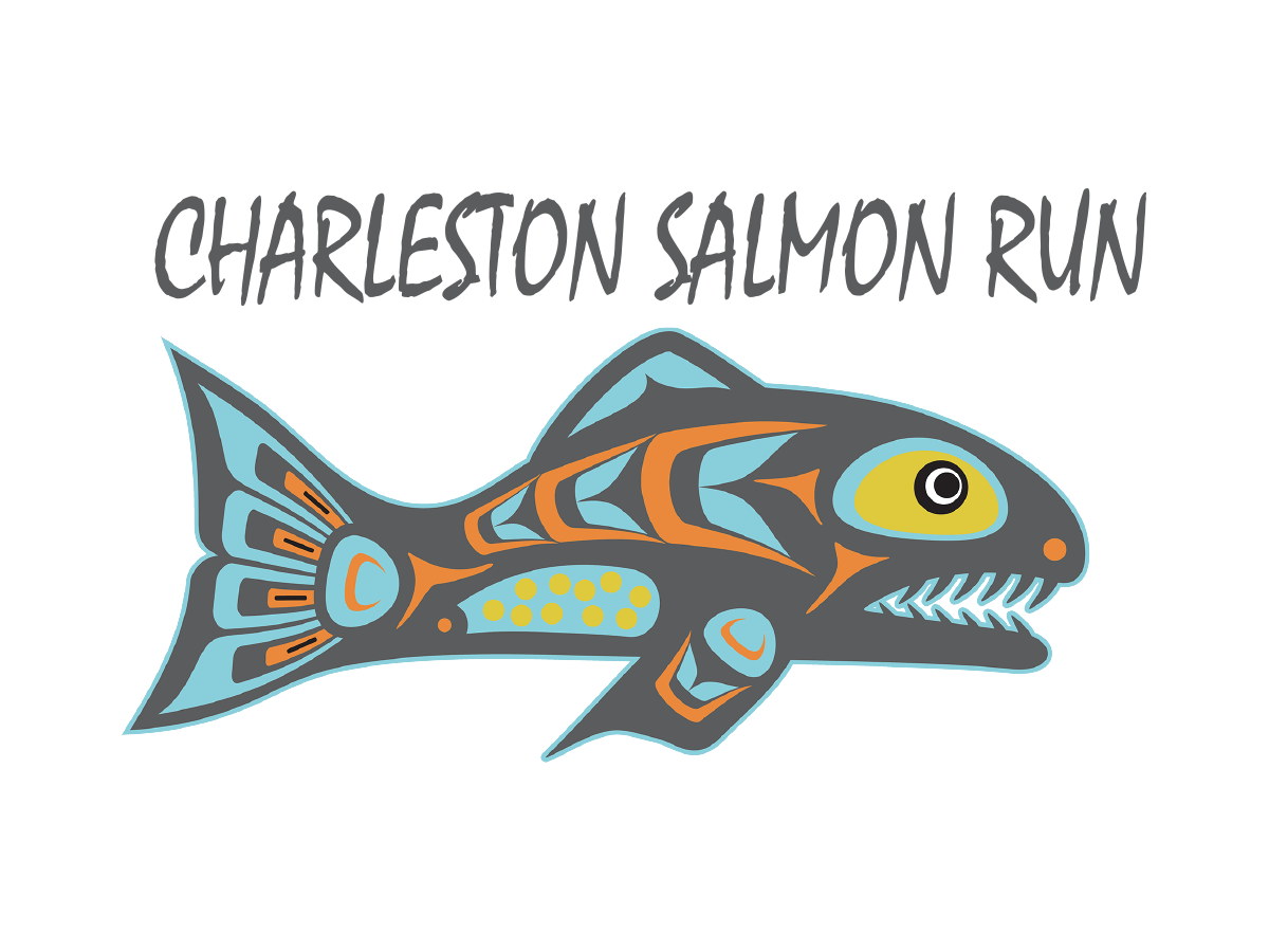 Two less fish in the sea clipart vector freeuse Charleston Salmon Run and Crab Walk Sponsored by Advanced Health ... vector freeuse