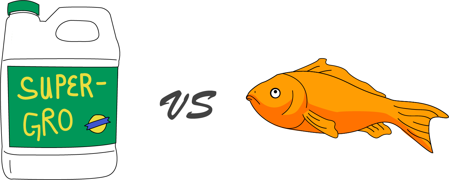 Two less fish in wedding clipart clipart free download Aquaponics Vs. Hydroponics: Which is Better? - Upstart University clipart free download