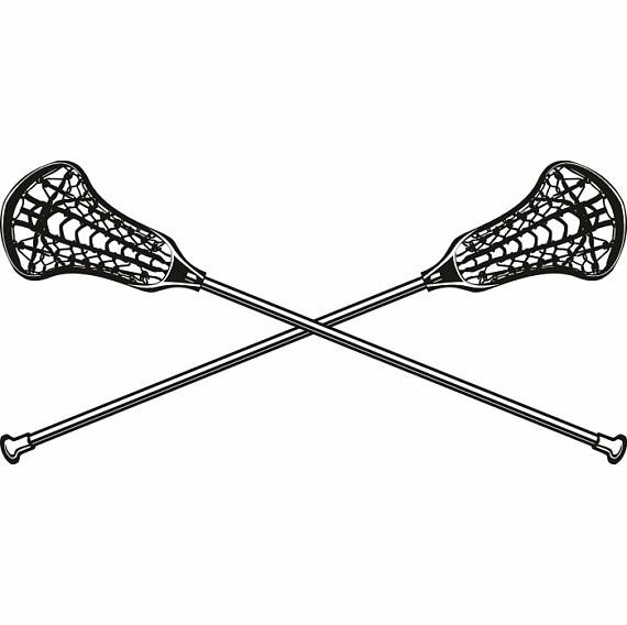 Two little lacrosse players clipart graphic stock Pin by Etsy on Products | Lacrosse sticks, Lacrosse, Sports ... graphic stock