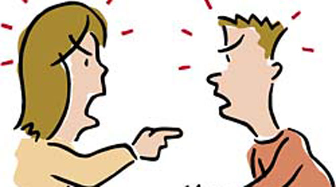 Two people arguing clipart vector library stock 88+ Arguing Clipart   ClipartLook vector library stock