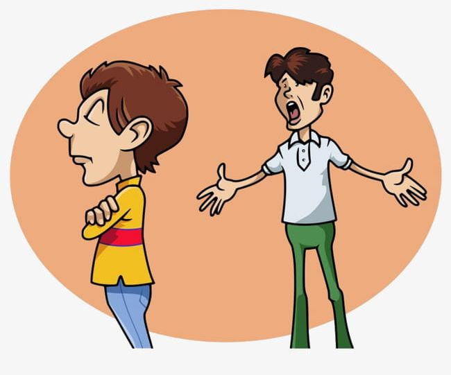 Two people arguing clipart picture transparent download Two People Arguing PNG, Clipart, 2 People, Arguing Clipart ... picture transparent download