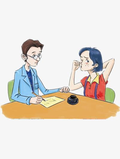 Two people doing homework clipart png royalty free Two People Talking PNG, Clipart, Adult, Business ... png royalty free