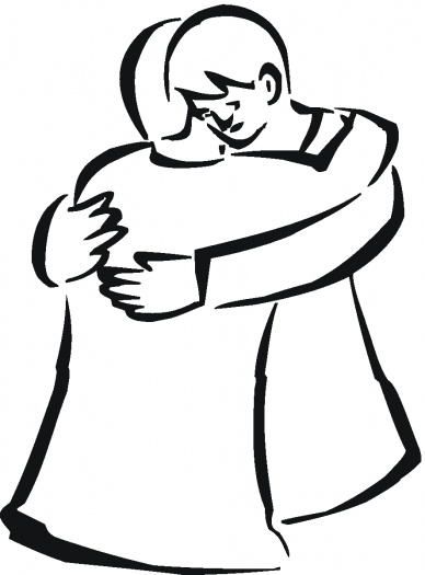 Two people hugging clipart png library Free People Hugging Pictures, Download Free Clip Art, Free ... png library
