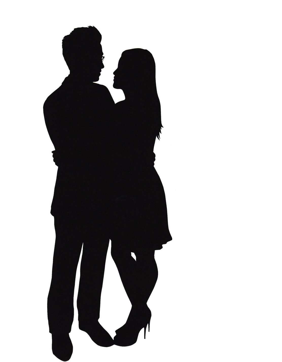 Two people kissing clipart wedding banner transparent library Two people kissing clipart - ClipartFox banner transparent library