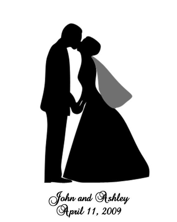 Two people kissing clipart wedding banner royalty free stock 17 Best ideas about Couple Silhouette on Pinterest | Pregnancy ... banner royalty free stock