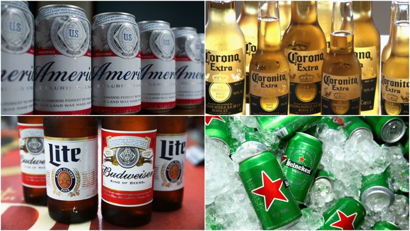 Two people taking beer from fridge clipart graphic freeuse Does beer taste better from a can or bottle? graphic freeuse