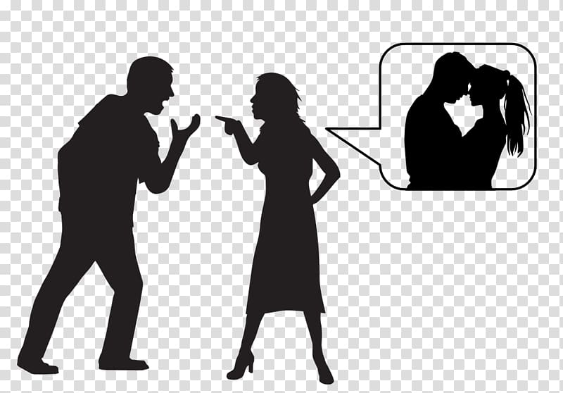 Two people talking intimately clipart png transparent library Divorce Interpersonal relationship Family Marriage Intimate ... png transparent library