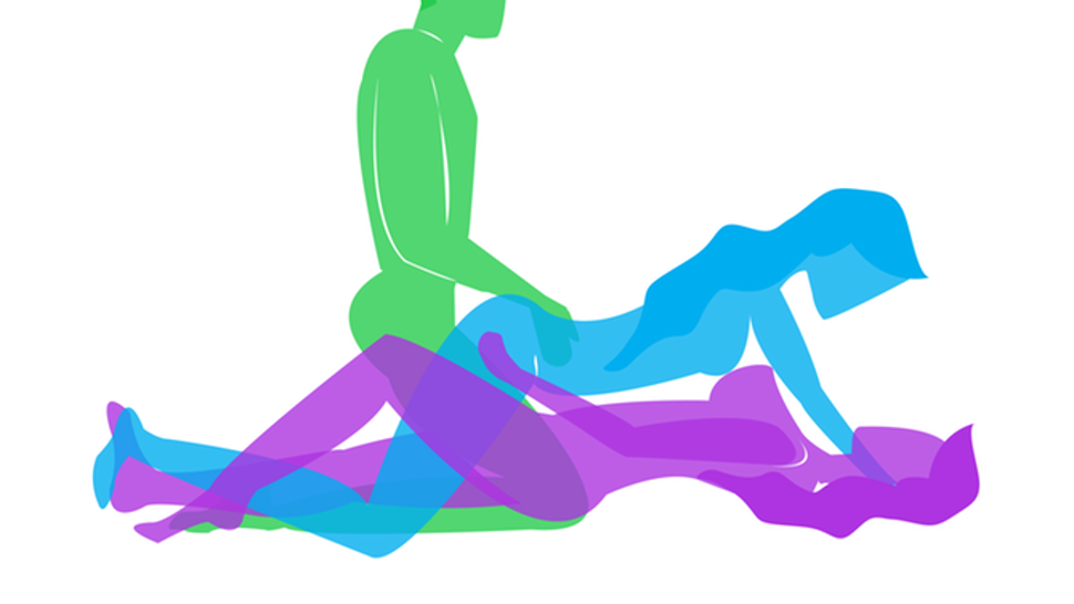 Two people talking intimately clipart png download Finding Someone For A Threesome & Treating Them Right, In 7 ... png download