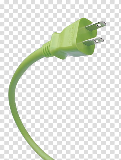 Two prong clipart jpg library library Cables, green -prong plug transparent background PNG clipart ... jpg library library