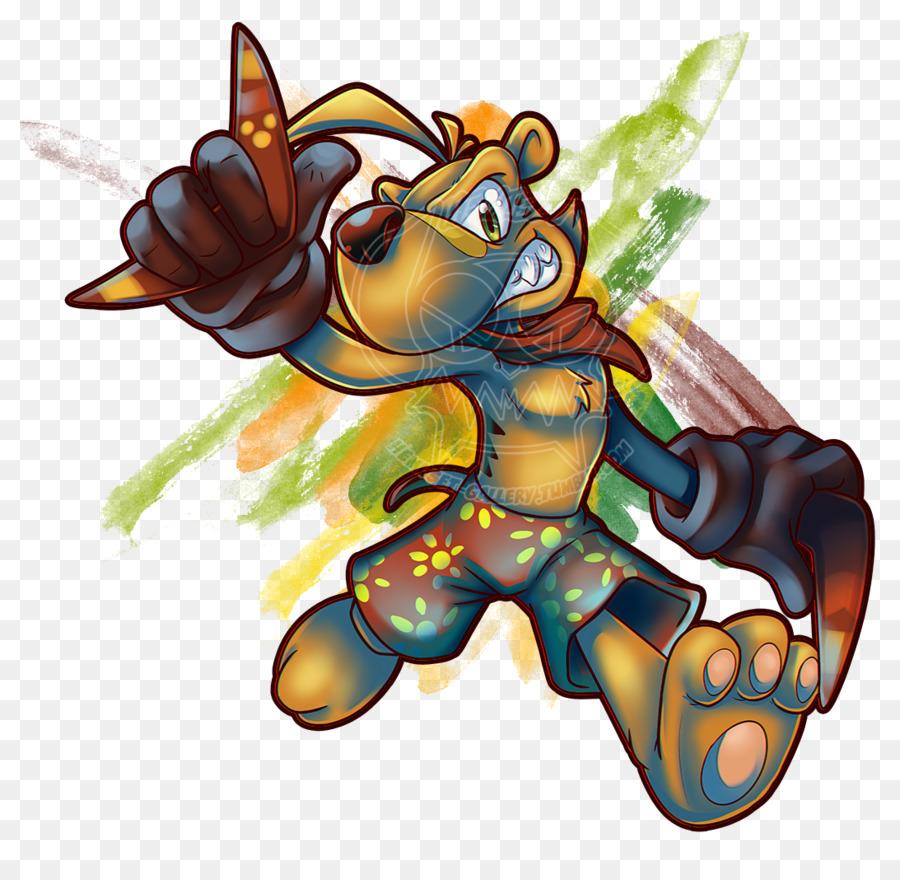 Ty the tasmanian tiger clipart clipart royalty free download Cartoon Cartoon clipart - Art, Tiger, Cartoon, transparent ... clipart royalty free download