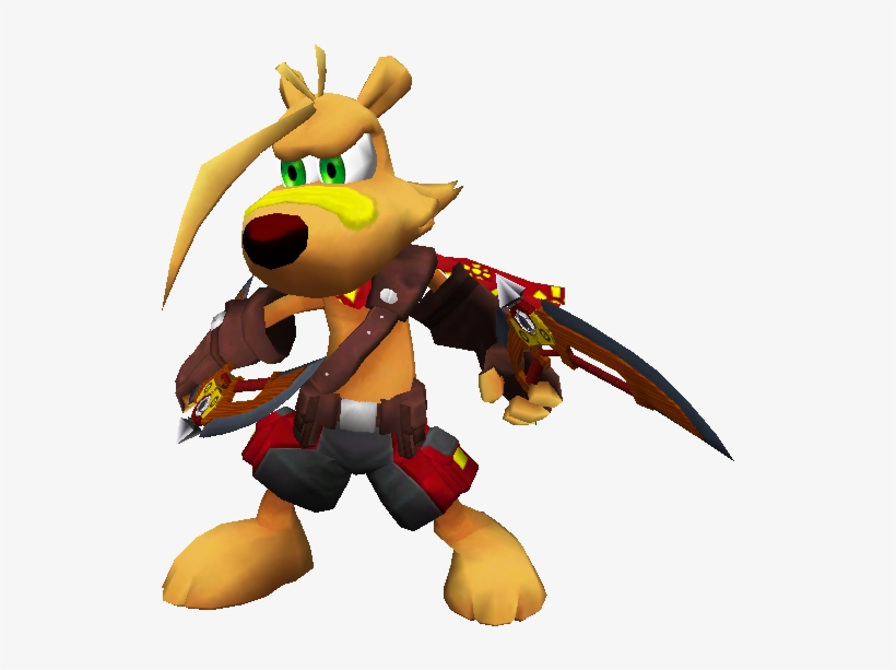 Ty the tasmanian tiger clipart picture transparent Ty The Tasmaninan Tiger - Ty The Tasmanian Tiger Png - Free ... picture transparent