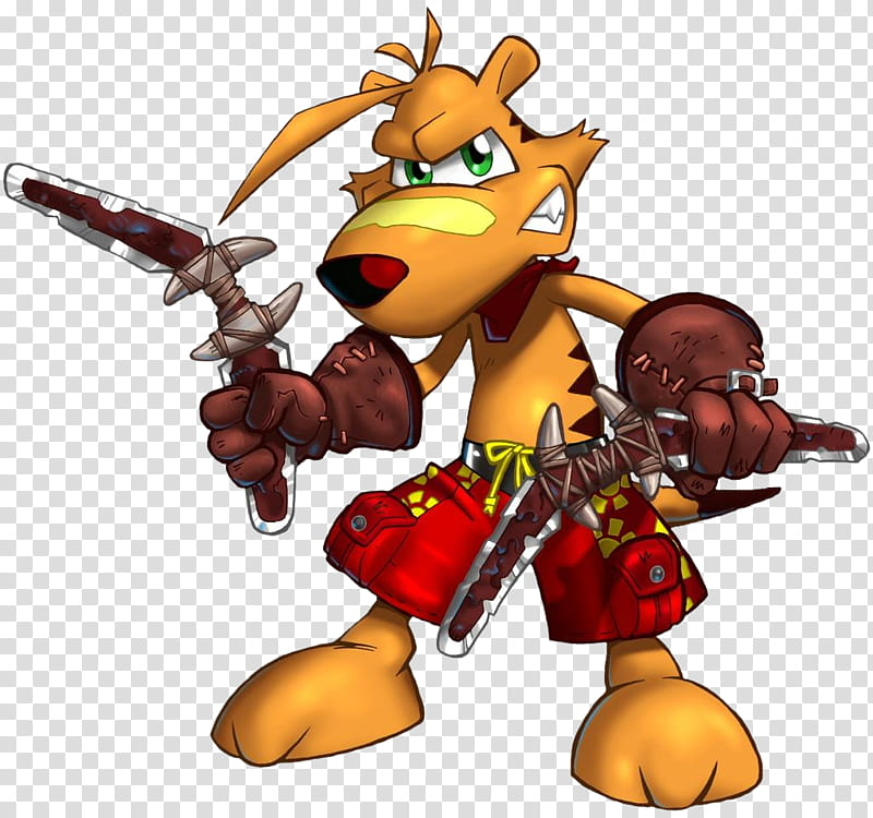 Ty the tasmanian tiger clipart png transparent stock Ty The Tasmanian Tiger Logo Recreation Render, The Tasmanian ... png transparent stock