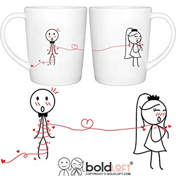 Tying the knot clipart clipart free stock BOLDLOFT Tie The Knot His & Hers Wedding Coffee Mugs-Wedding Gifts for The  Couple,Wedding Gifts for Bride and Groom,Engagement Gifts for Couples for  ... clipart free stock