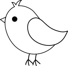Types of birds clipart black and white image free stock Birds clipart black and white 1 » Clipart Station image free stock