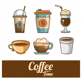 Types of coffee clipart picture freeuse download Coffee Cup Vectors, Photos and PSD files   Free Download picture freeuse download