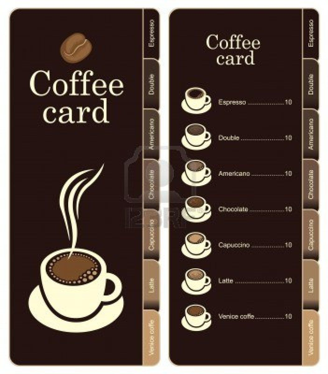 Types of coffee clipart clip transparent Stock Vector   Clever Illustrations   Coffee menu, Coffee ... clip transparent