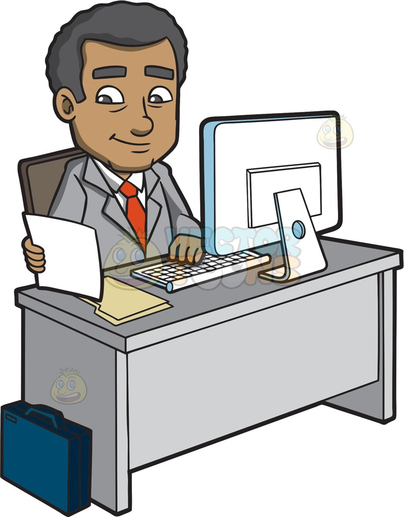 Typing in computer clipart clip art black and white download Typing On Computer Clip Art – Clipart Free Download clip art black and white download