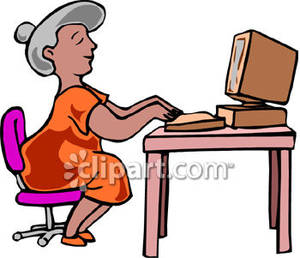 Typing in computer clipart clipart royalty free library Person typing on computer clipart - ClipartFest clipart royalty free library