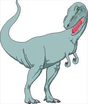 Tyrannosaurus rex clipart graphic black and white Tyrannosaurus Rex Clip Art graphic black and white